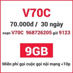 Gói V70C Viettel