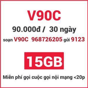 Gói V90C Viettel