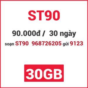 Gói ST90 Viettel