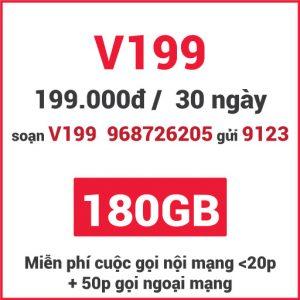 Gói V199 Viettel